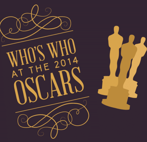 Thumbnail of the 2014 Oscars infographic.