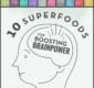 Thumbnail of superfoods infographic.