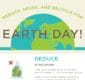 Thumbnail of Earth Day infographic.