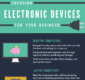 Thumbnail preview of infographic about choosing electronics.