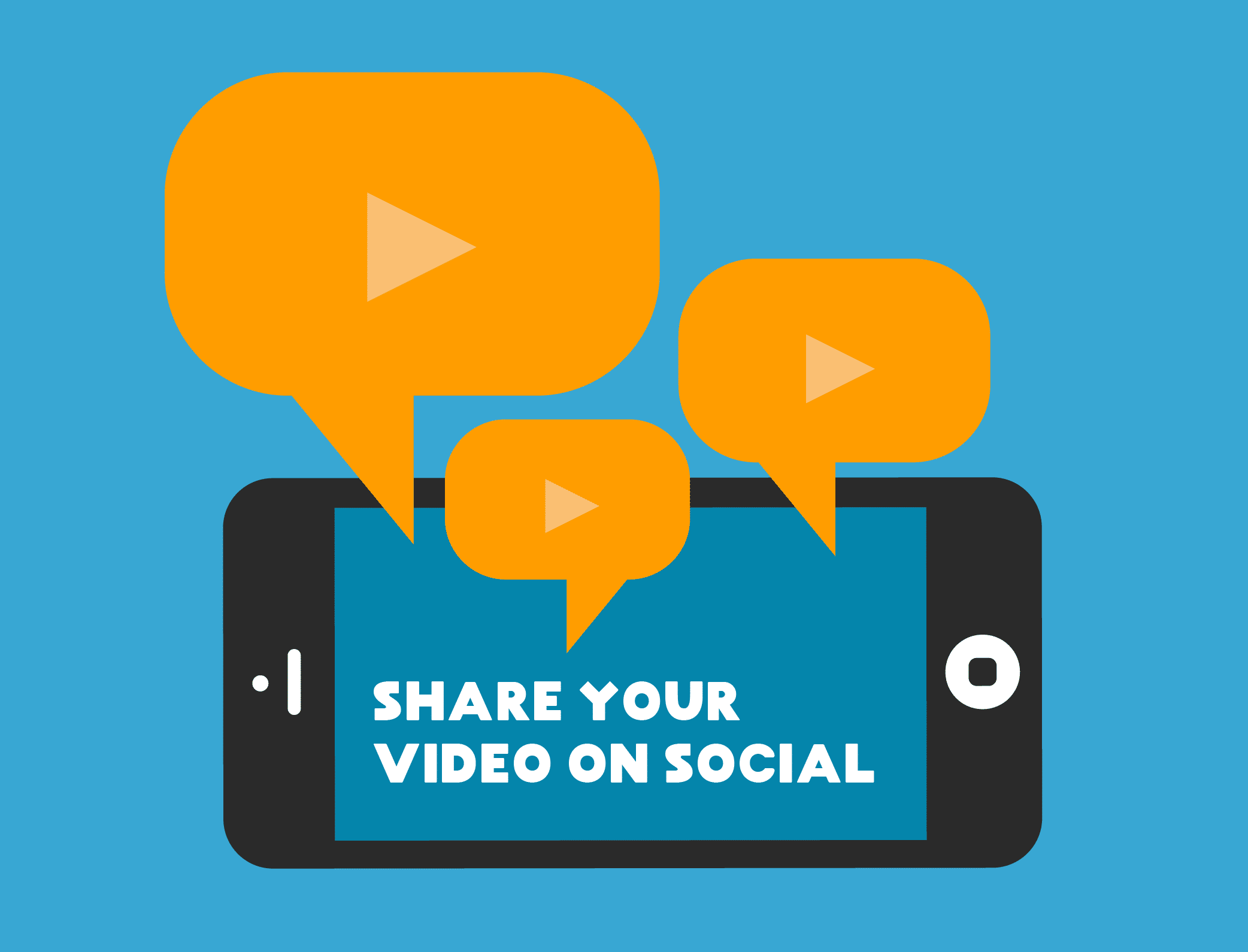 Share Your Video on Social
